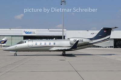 2019-08-27 OE-GSE Learjet 60