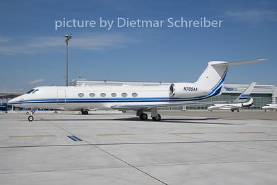 2019-08-15 N709AA Gulfstream 5