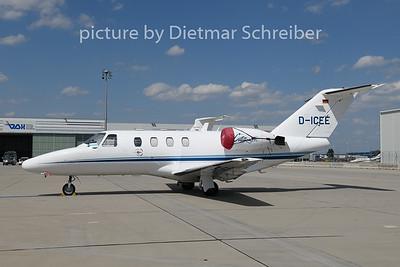 2019-06-28 D-ICEE Cessna 525