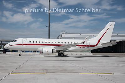 2019-08-06 N170EH Embraer 170 Honeywell