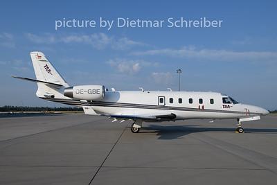 2019-07-18 OE-GBE Gulfstream 100 Tyrol Air Ambulance