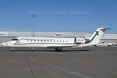 2019-11-14 9H-JAD Regionaljet