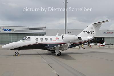 2019-05-20 T7-MND Cessna 525
