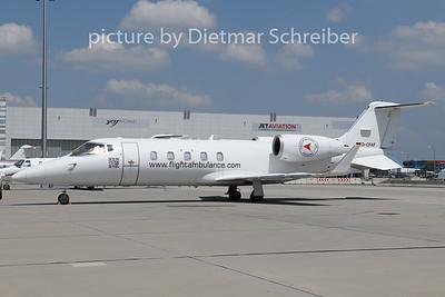 2019-06-25 D-CFAF Learjet 60
