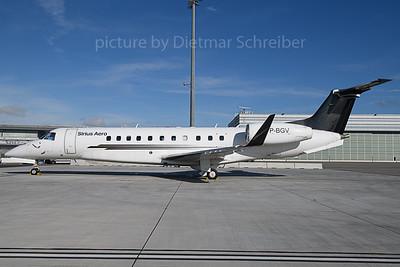 2019-11-14 VP-BGV Embraer 135 Sirius Aero