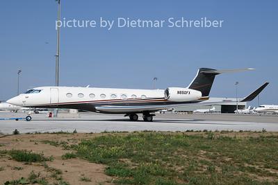 2019-08-30 N650FX Gulfstream 650