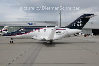 2019-05-20  LX-WJB Hondajet Wijet
