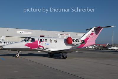2019-12-20 OE-FGI Cessna 525 Pink Sparrow
