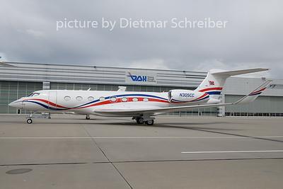 2019-05-20 N305CC Gulfstream 650