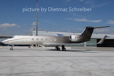 2019-07-17 N727PR Gulfstream 5