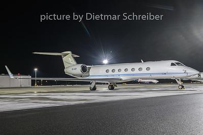 2019-12-07 B-HVP Gulfstream 5