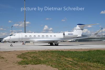 2019-06-21 N828CC Gulfstream 650