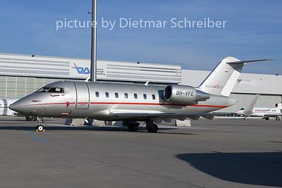2019-12-04 9H-VFE CL600 Vistajet