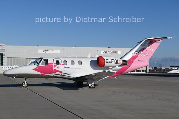 2020-12-26 OE-FGI Cessna 525 Pink Sparrow