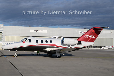 2020-12-27 OE-FLG Cessna 525
