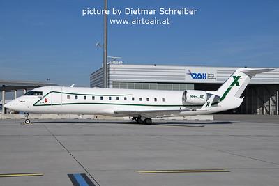 2021-10-20 9H-JAD Regionaljet Air X