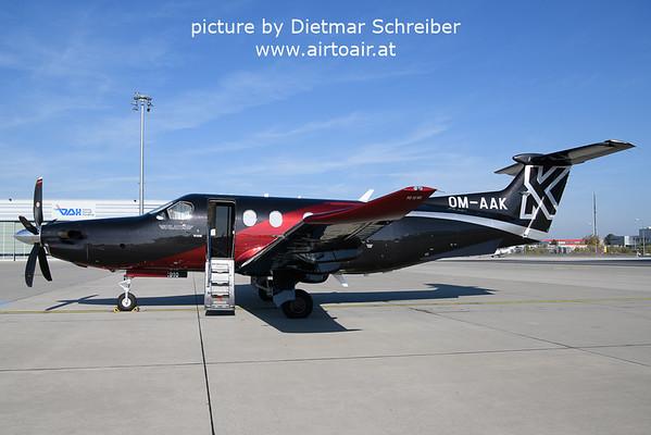 2021-10-17 OM-AAK Pilatus PC12