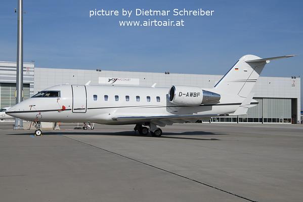 2021-10-19 D-AWBF CL600