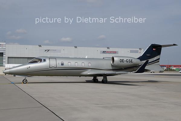 2021-04-28 OE-GSE Learjet 60