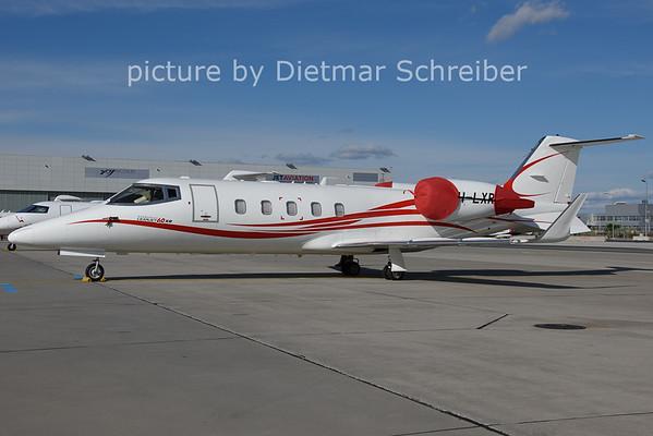 2021-05-06 9H-LXR Learjet 60