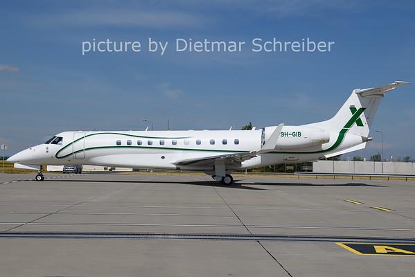 2021-07-16 9H-GIB Embraer 135 Air X
