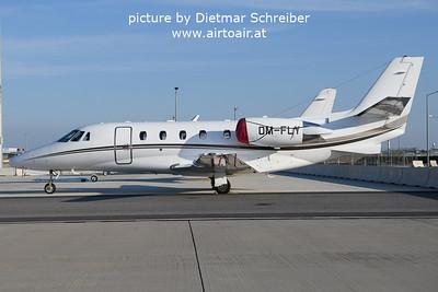 2021-10-17 OM-FLY Cessna 560XL
