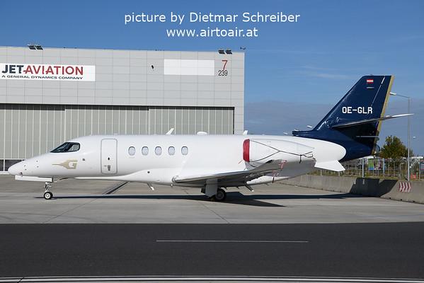 2021-10-15 OE-GLR Cessna 680A Goldeckflug
