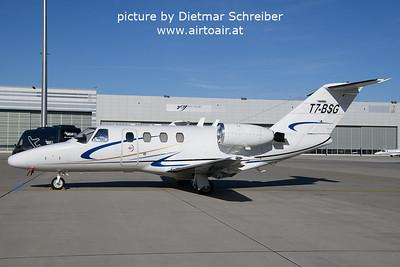 2021-10-15 T7-BSG Cessna 525
