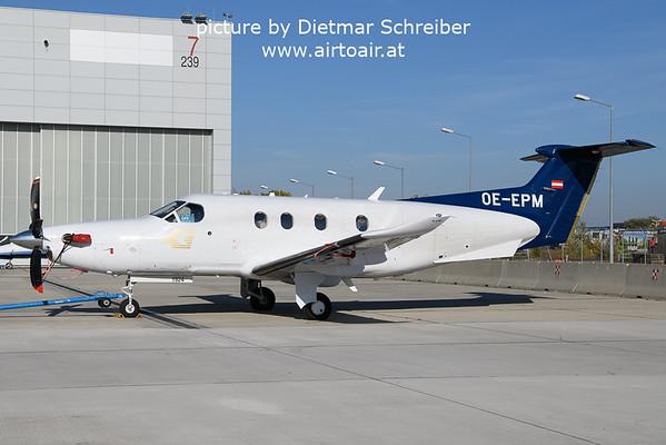 2021-10-20 OE-EPM Pilatus PC12 Goldeckflug