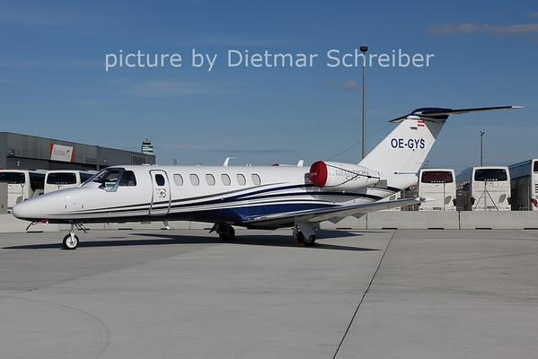 2021-05-06 OE-GYS Cessna 525B