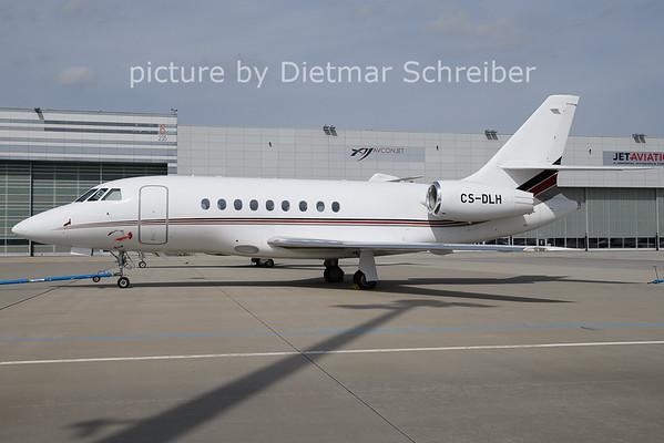 2021-04-28 CS-DLH Falcon 2000 Netjets