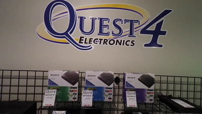 Quest4 Electronics Grand Opening Video