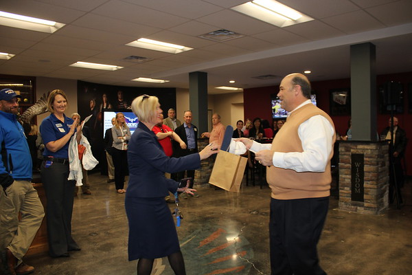 Business after Hours at Oklahoma Wesleyan University