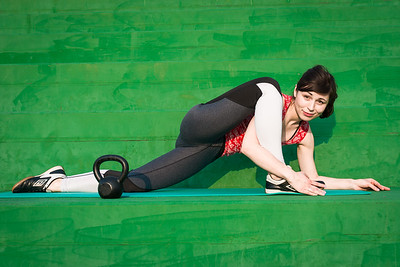 Diana Szary Krav Maga Instructor