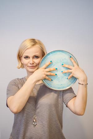 Heho Pracownia Ceramiczna makeup by Aleksandra Aszyk
