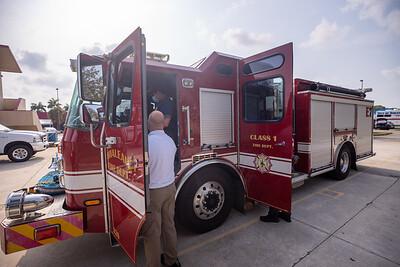 April 16, 2020 Gordon Center COVID Testing Hialeah Fire-116