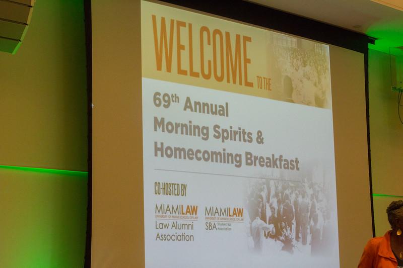 David Sutta Photography - 11-4-17 69th Annual Law Alumni Association & Student Bar Association Morning Spirits & Homecoming Breakfast-188