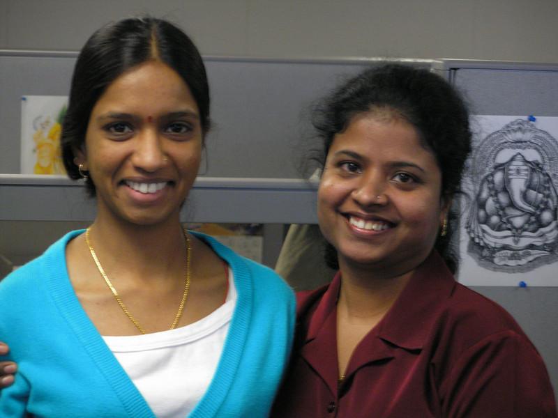 Sirani & Sushella