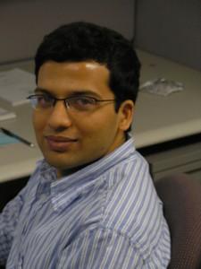 Sunil Chandrasekharan