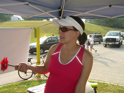 2006 - Her Health at Irongirl Triathlon