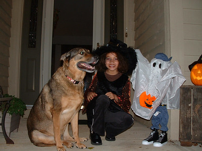 2006 Store Staff Halloween Costumes