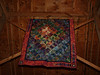 Batik quilt by Patti Hayden