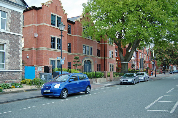 A potential new office in Altrincham