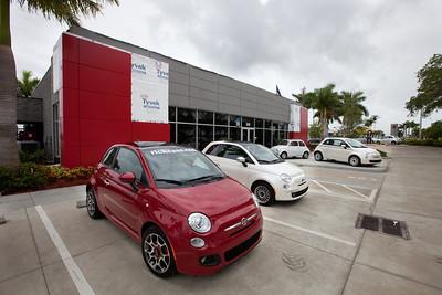 Rick Case Fiat Grand Opening