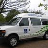 Propane-powered medi cab in Tyler, TX.