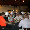 Propane retailers and fleet managers enjoy lunch sponsored by NDMJ Transportation and Huffhines Gas at the Moving Texans with Propane event in Tyler, TX.