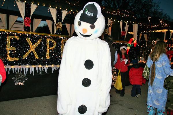 2013 Christmas Float