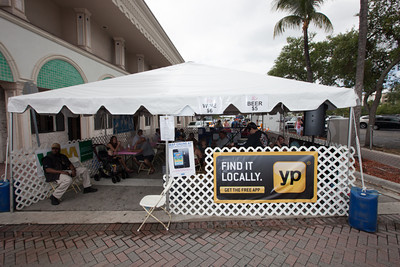 YP at 2013 Delray Affair