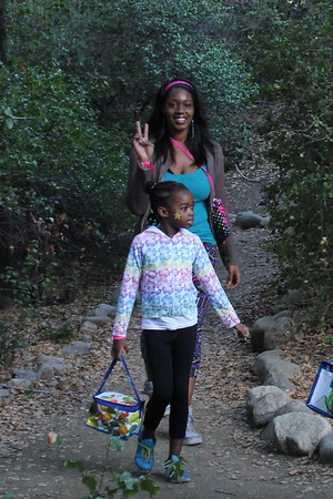 2014 September Fitness Challenge Placerita Canyon