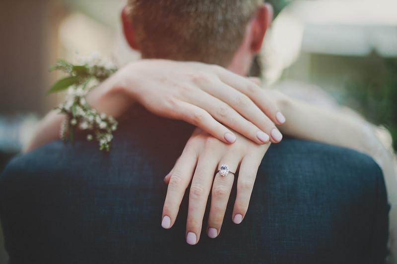 Emily & BiL // Wedding Day